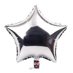 "Foil Star, Silver 18"" (45cm.)"