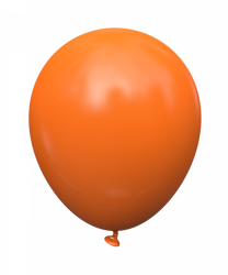 """Kalisan™  5"""", Orange (50 pcs./pack.)"""