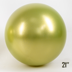 "Show™ 21"" CHROME,  Pistachio  (1 pcs.)"