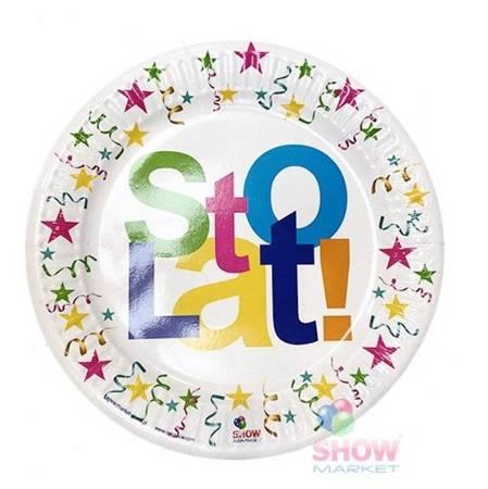 "Paper Plate ""Sto Lat"" (6 pcs.)"