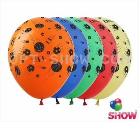 """SHOW™ 12"""" """"Balls"""" (10 pcs.)"""