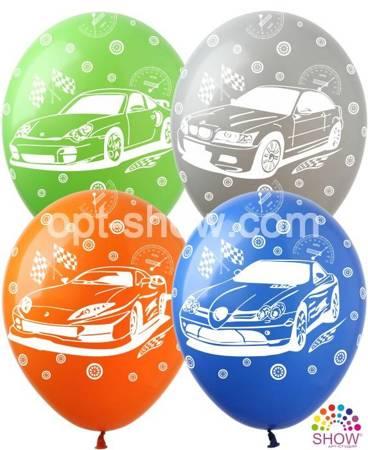 "SHOW™ 12"" ""Cars"" (10 pcs.)"