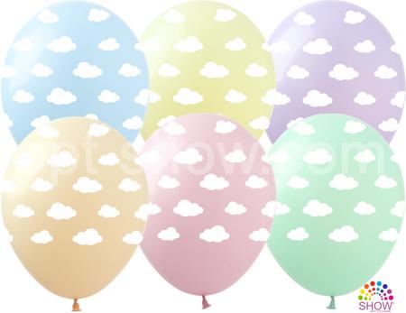 """SHOW™ 12"""" """"Clouds"""" (10 pcs.)"""