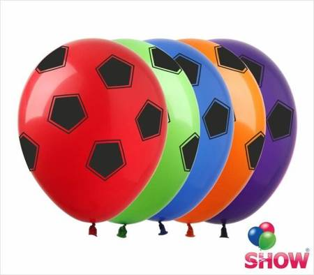 "SHOW™ 12"" ""Football"" (10 pcs.)"