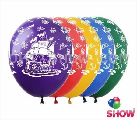 """SHOW™ 12"""" """"Ship"""" (10 pcs.)"""