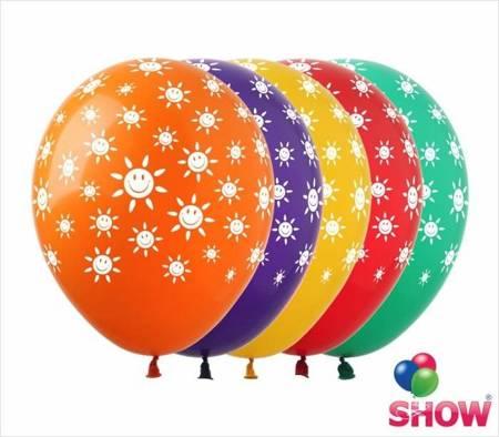 "SHOW™ 12"" ""Sun"" (10 pcs.)"