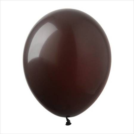 Show™  12 inch, Chocolate (25 pcs./pack.)