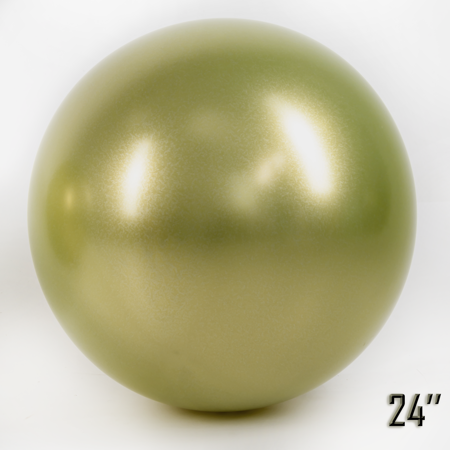 "Show™ 24"" CHROME,  Gold Olive (1 pcs.)"