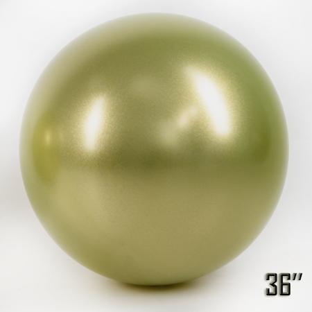 "Show™ 36"" CHROME,  Gold Olive (1 pcs.)"