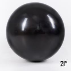 """Balon  21""""  Czarny (1 szt.)"""