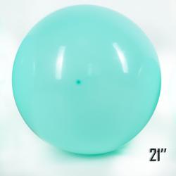 "Balon  21""  Turkusowy Pastel (1 szt.)"