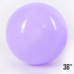 """Balon  36"""" Liliowy (1 szt.)"""