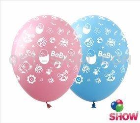 "Balony  ""Baby"" (10 szt.)"