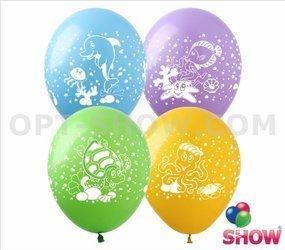 """Balony """"Zwierzęta"""" (10 szt.)"""