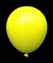 Kalisan™  12 cali, Żółty (25 szt./opak.)