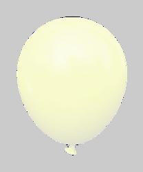 Kalisan™ 12 cali, Żółty Pastelowy (25 szt./opak.)