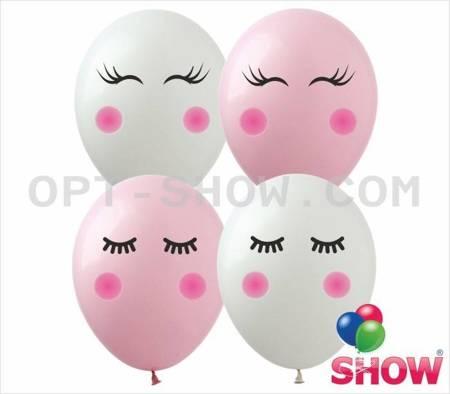 """Balony 12""""  """"Jednorożec"""" (10 szt.)"""