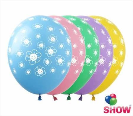 """Balony  """"Stokrotki"""" (10 szt.)"""