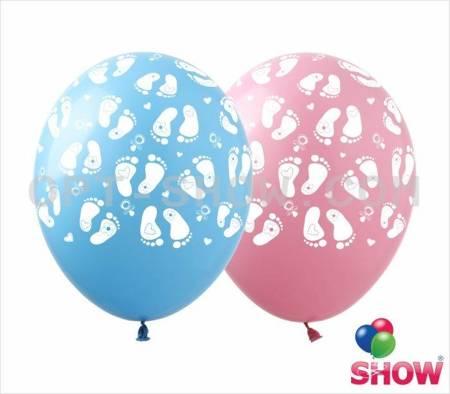 """Balony   """"Stópki"""" (10 szt.)"""